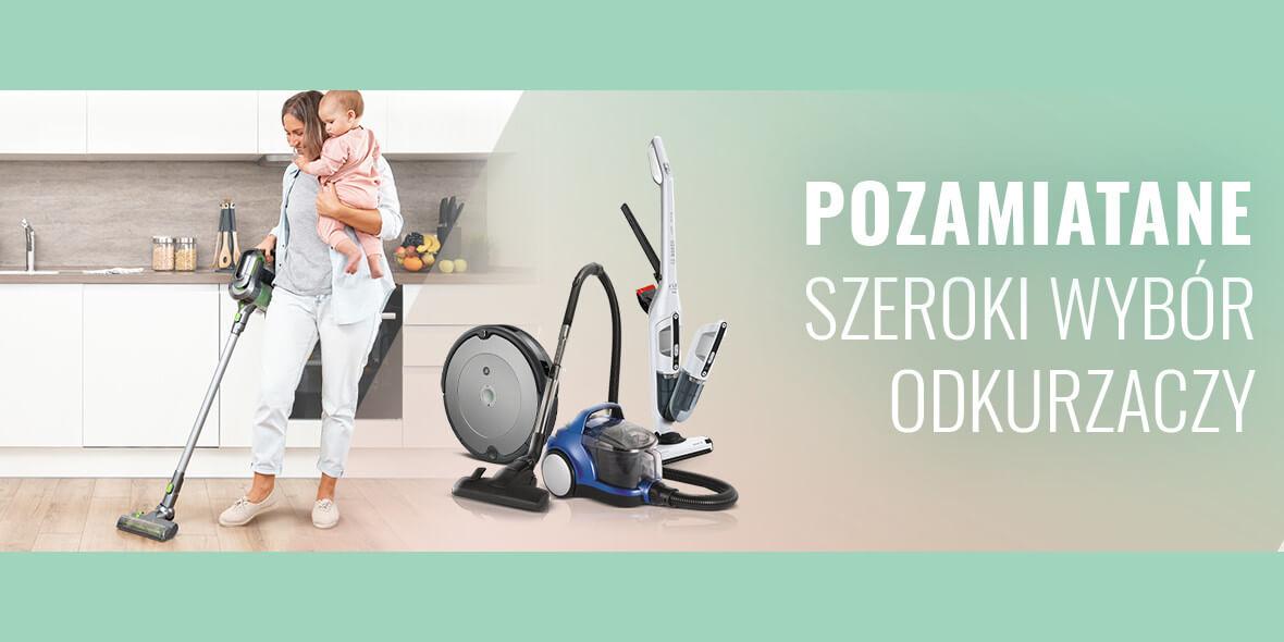 NEO24:  Odkurzacze i sprzęt do sprzątania 02.08.2021