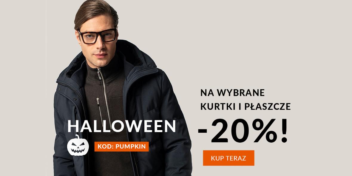 Recman: Kod: -20% na wybrane kurtki i płaszcze 25.10.2021