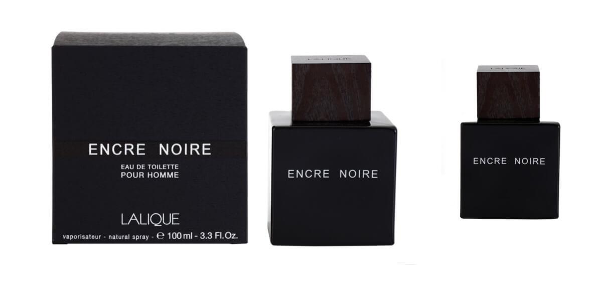 na wodę toaletową Lalique Encre Noire for Men