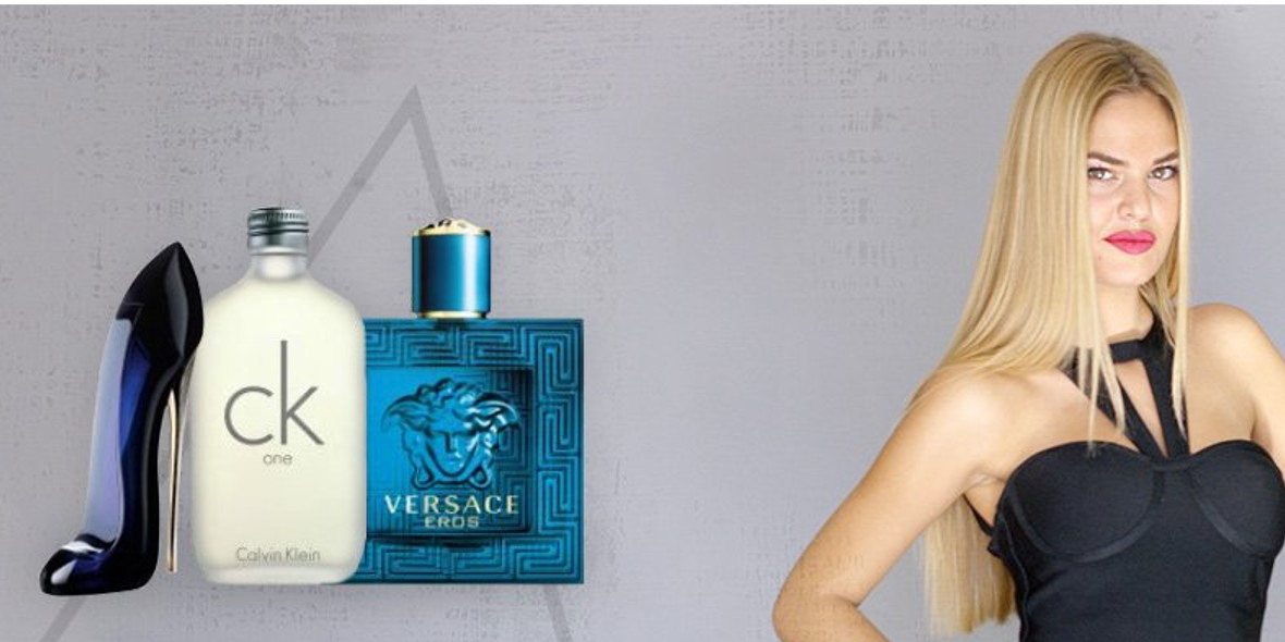 Perfumesco.pl: Do -25% na perfumy 14.10.2021