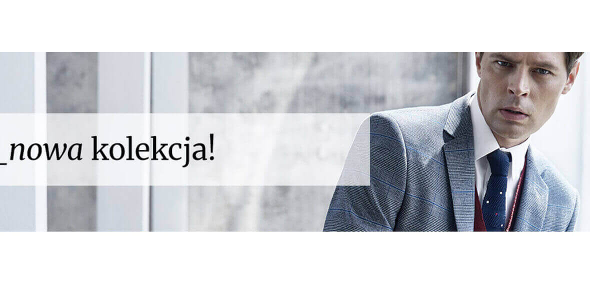 Pako Lorente: -30% na nową kolekcję w  CH Platan