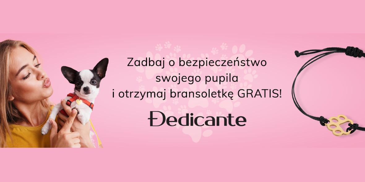 Dedicante.pl: Gratis bransoletka 09.11.2020