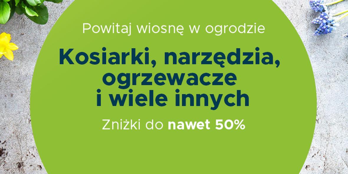 Sferis: Do -50% na produkty do ogrodu 10.04.2021