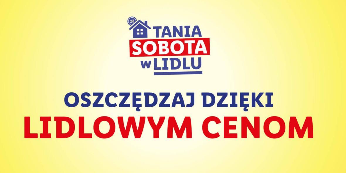 Lidl:  Tania SOBOTA w Lidlu! 16.10.2021