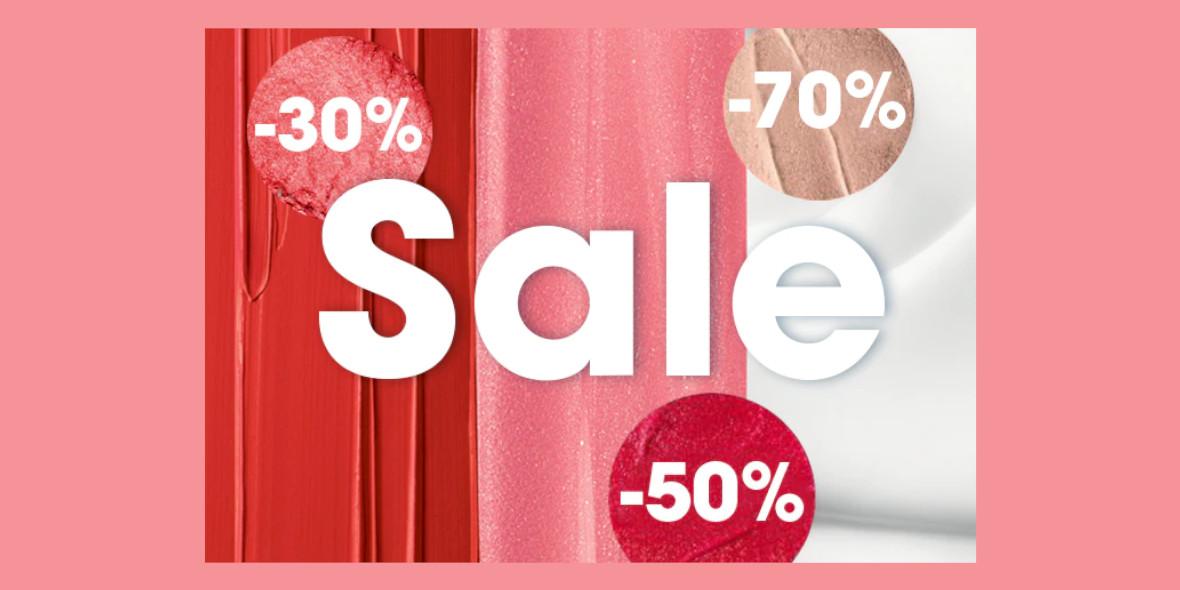 Sephora: Do -70% na Wiosennej wyprzedaży w Sephora 20.04.2021