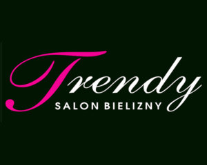 Logo Trendy Salon Bielizny