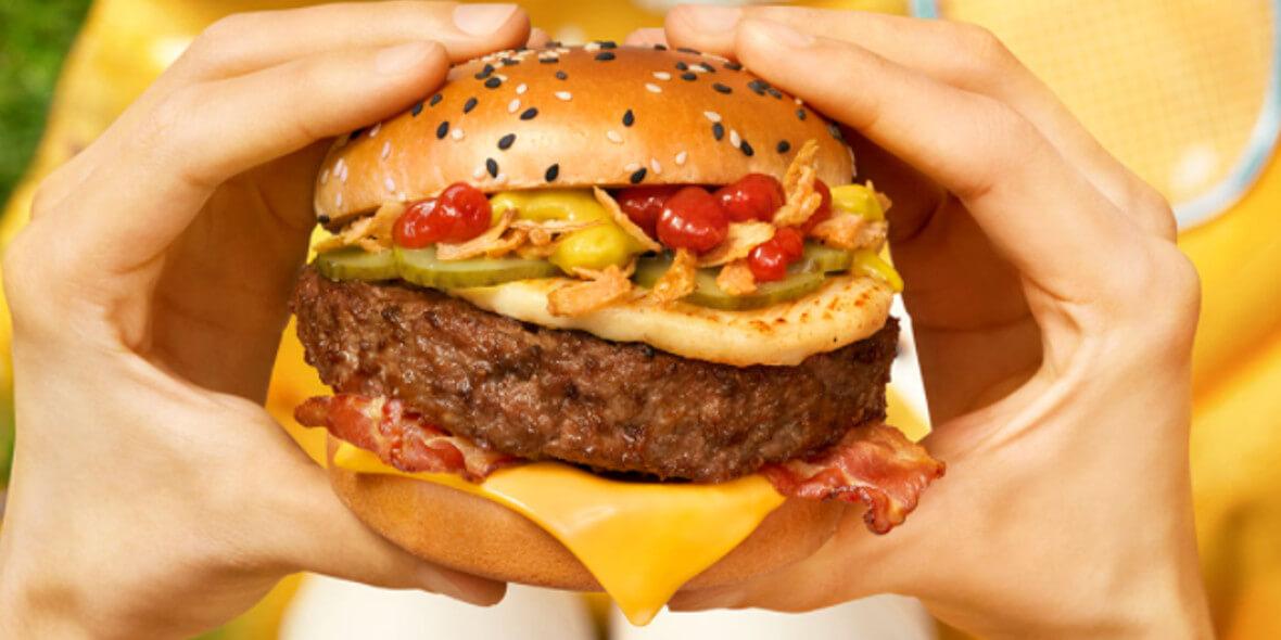 McDonald's:  Darmowa dostawa z McDonald's® 02.08.2021