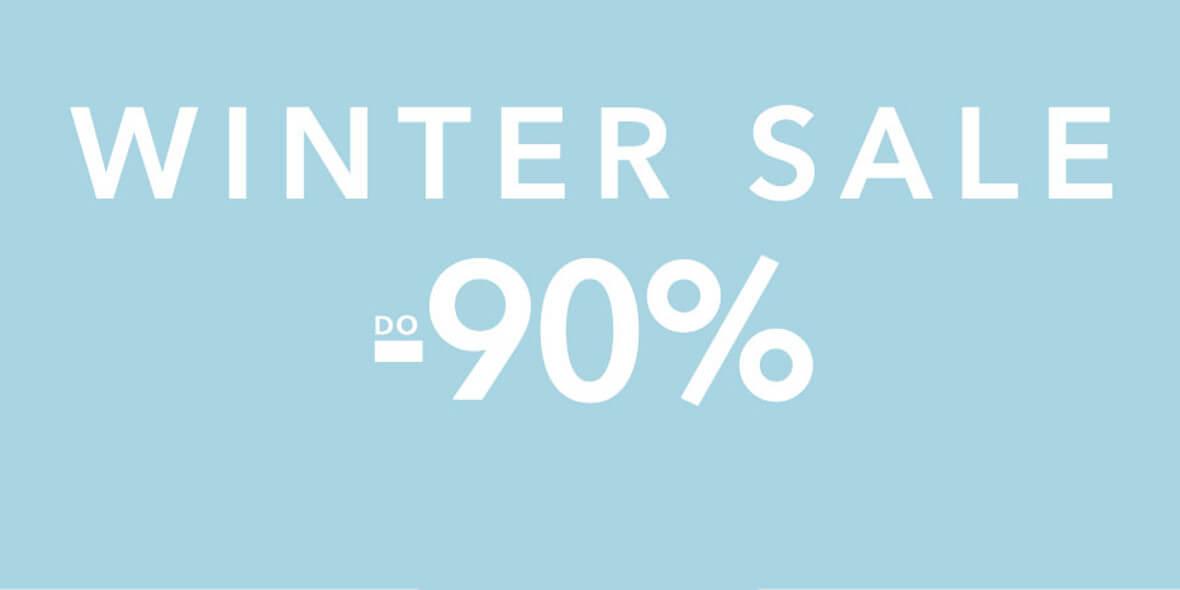 Butik I like!: Do -90% na Winter Sale 05.01.2021