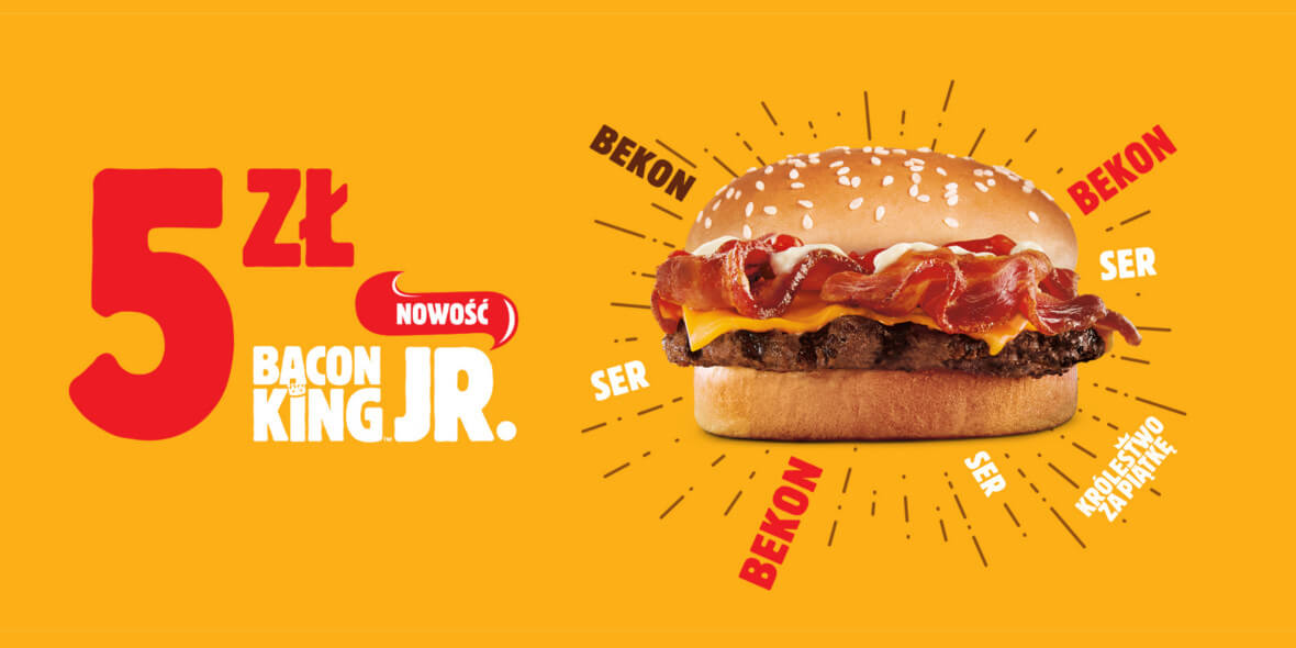 za Bacon King JR.