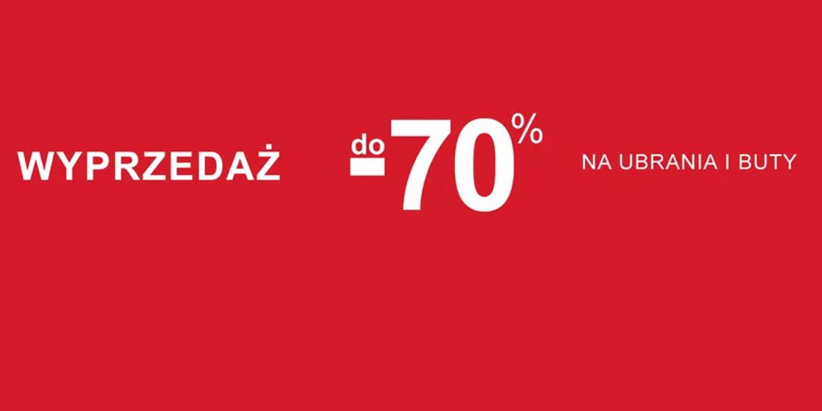 Smyk: Do -70% na odzież i obuwie 08.07.2021