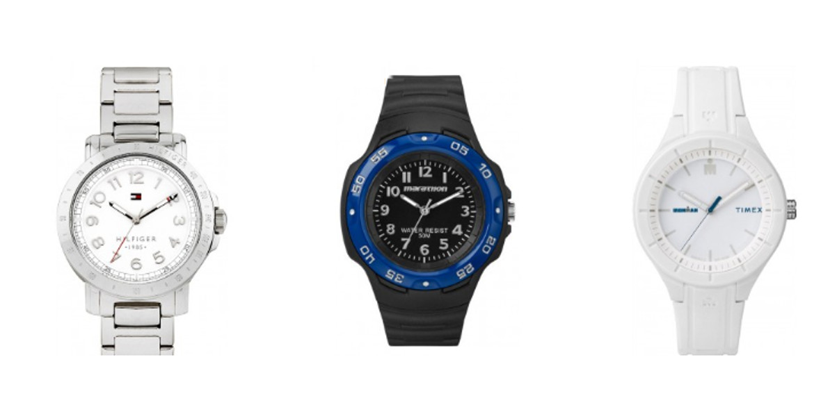 na wybrane zegarki