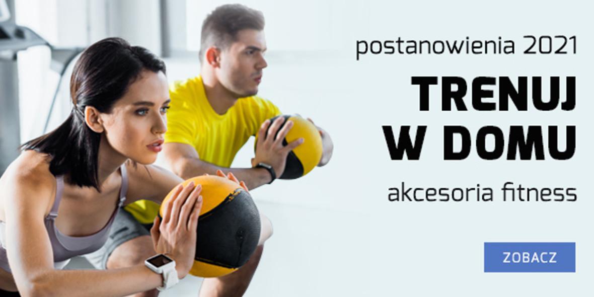 Sport-Shop PL: Trenuj w domu