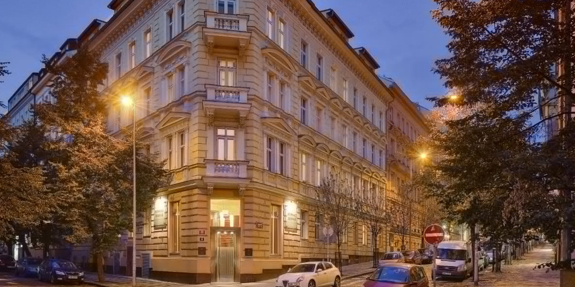 na pobyt w Mamaison Residence Belgicka w Pradze
