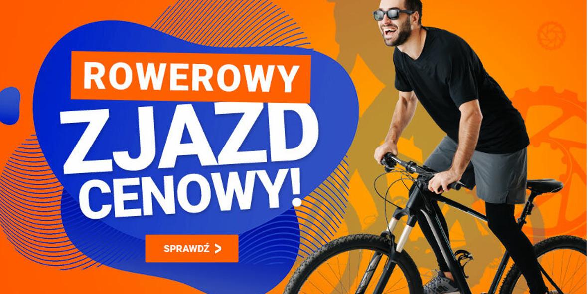 Avans: Do -2000 zł na rowery 12.05.2021