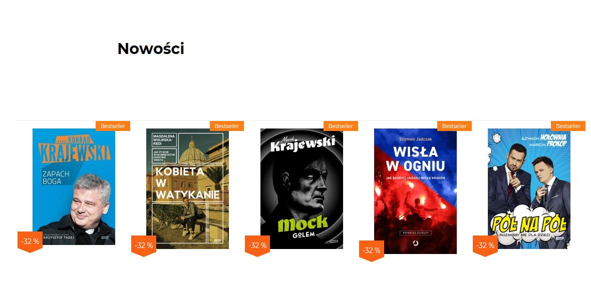 Nowości w znak.com.pl