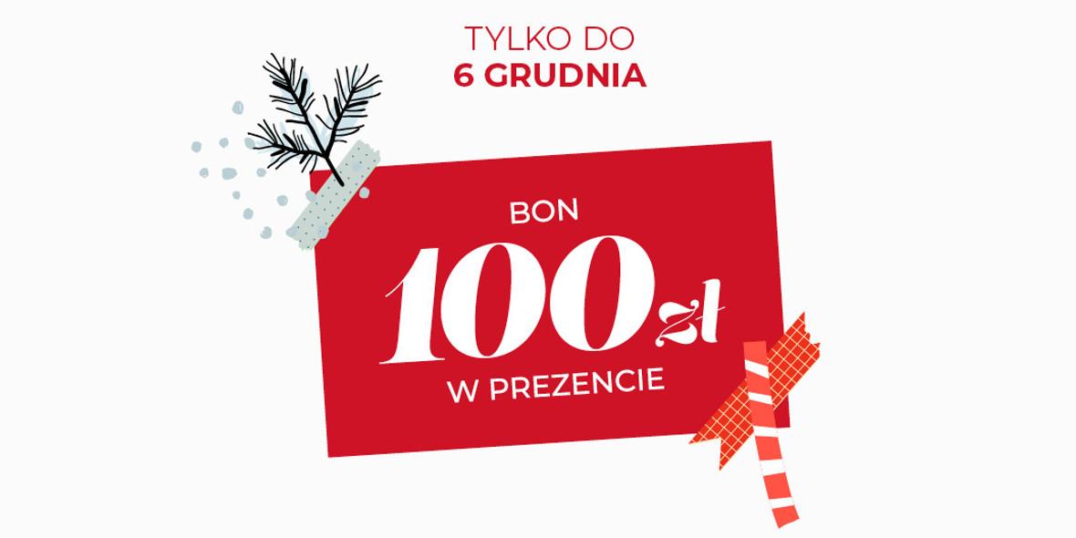 home&you: 100 zł bon w prezencie 30.10.2020