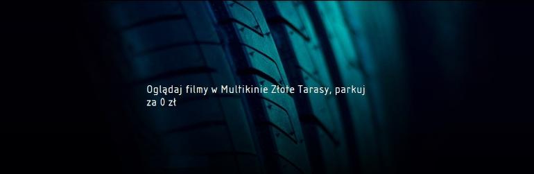 0 zł za parkowanie w Złotych Tarasach
