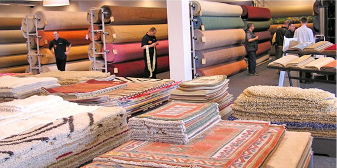 na dywany i wykładziny