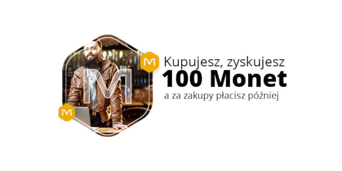 Allegro: +100 Monet za zakupy z odroczoną płatnością 19.07.2021