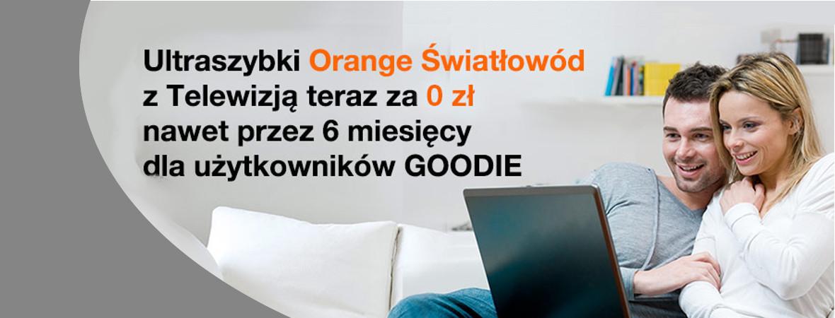 0 zł za Światłowód z Telewizją przez 6 m-cy