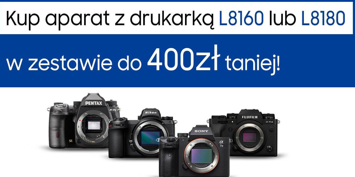 FotoForma:  Do -400 zł na zestaw 23.07.2021