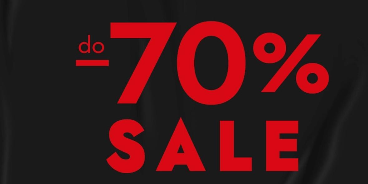 Modivo:  Do -70% na letniej wyprzedaży 25.07.2021