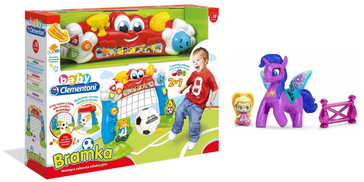 Zabawki dla dzieci i gry w najlepszych cenach