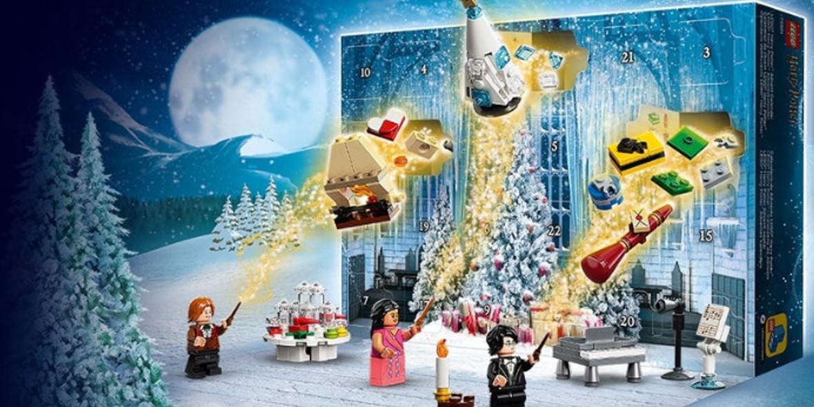 kalendarz adwentowy LEGO® Harry Potter™