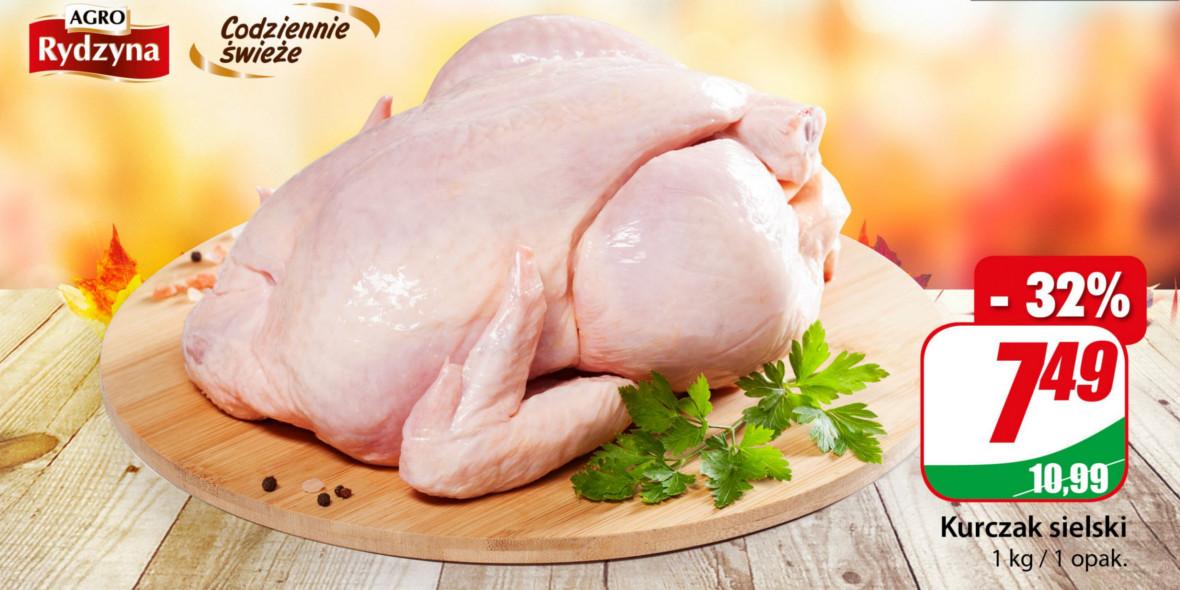 Dino: -32% na kurczaka 14.10.2021