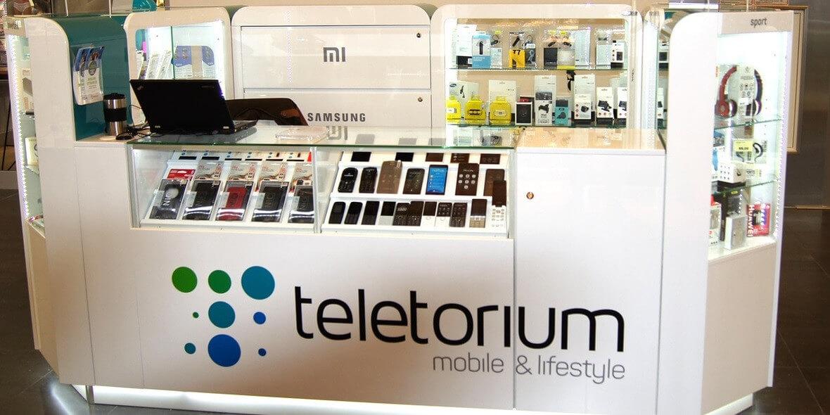 """na markę własną Teletorium """"ME & MY PHONE"""""""