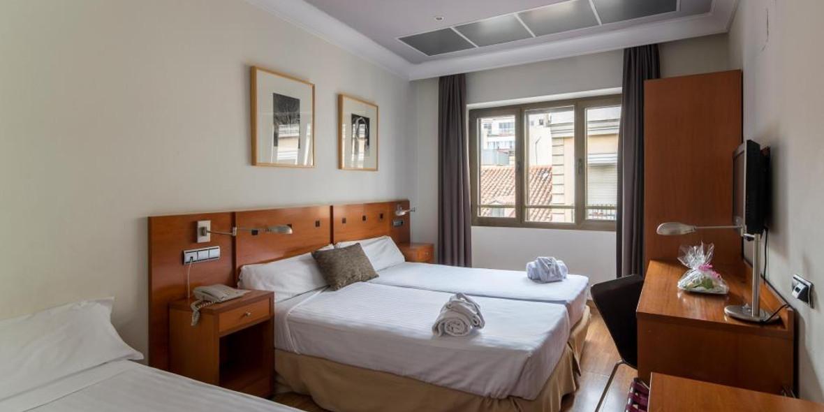 na pobyt w Hotelu Petit Palace Cliper w Madrycie