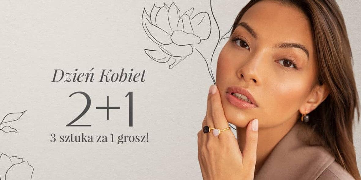 Ania Kruk:  2 + 1 na Dzień Kobiet 01.03.2021