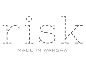 Logo RISK Made in Warsaw