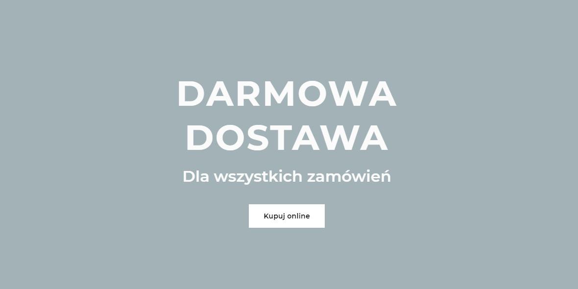 Reserved:  Darmowa Dostawa dla wszystkich 19.10.2021