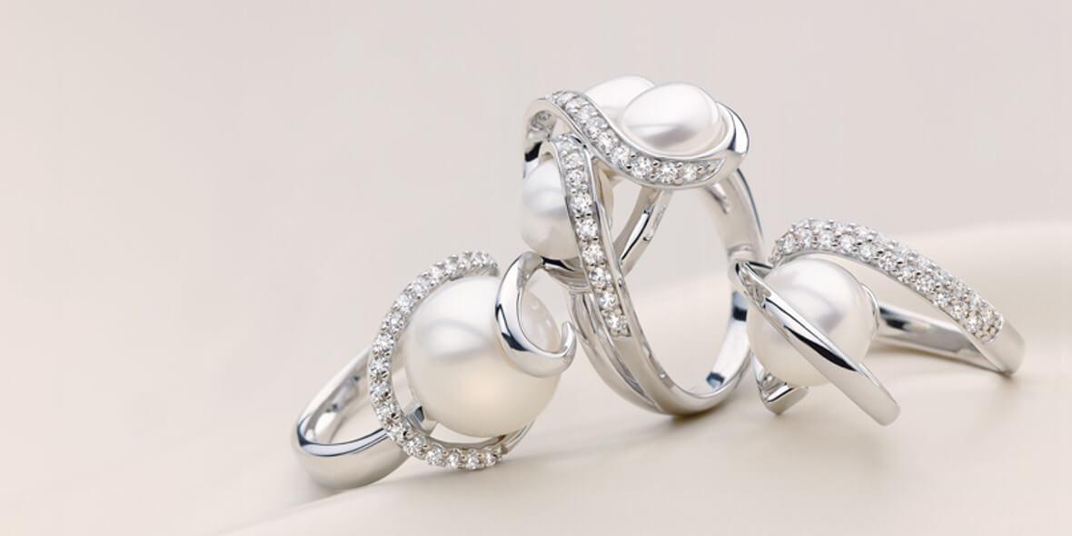 Od 34,50 za biżuterię z perłami