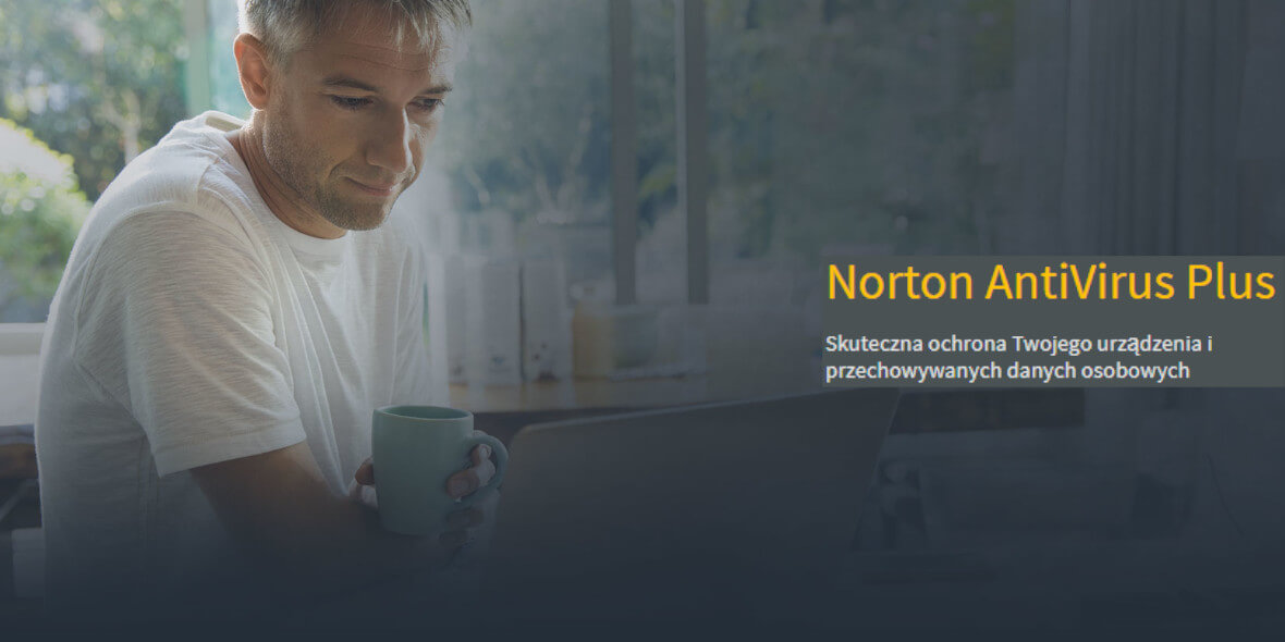 Norton: -70% na Norton AntiVirus Plus