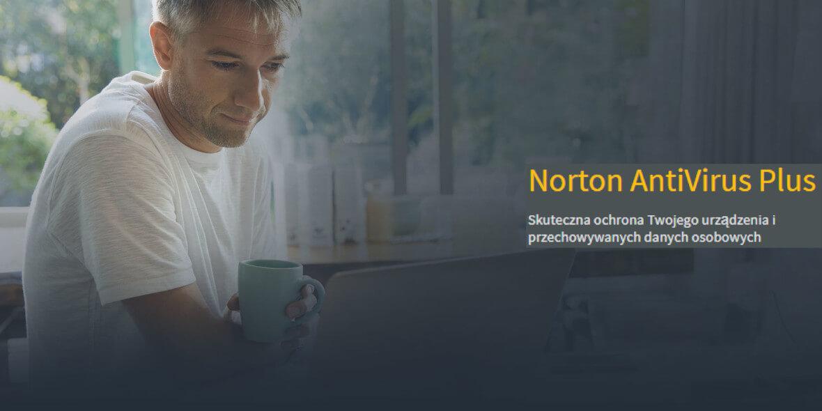 Norton: -70% na Norton AntiVirus Plus 02.09.2020