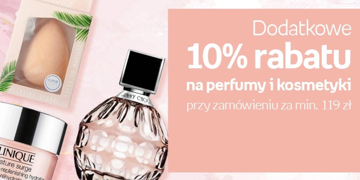 Empik: Kod: -10% na perfumy i kosmetyki 21.05.2021