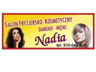 Logo Nadia Salon Fryzjersko Kosmetyczny