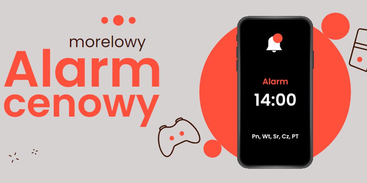 morele.net:  Alarm cenowy 24.09.2021