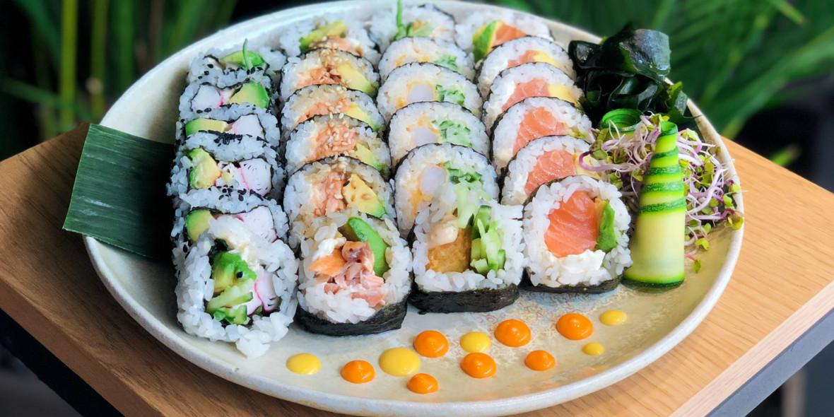 za Zestaw Sushi Goodie