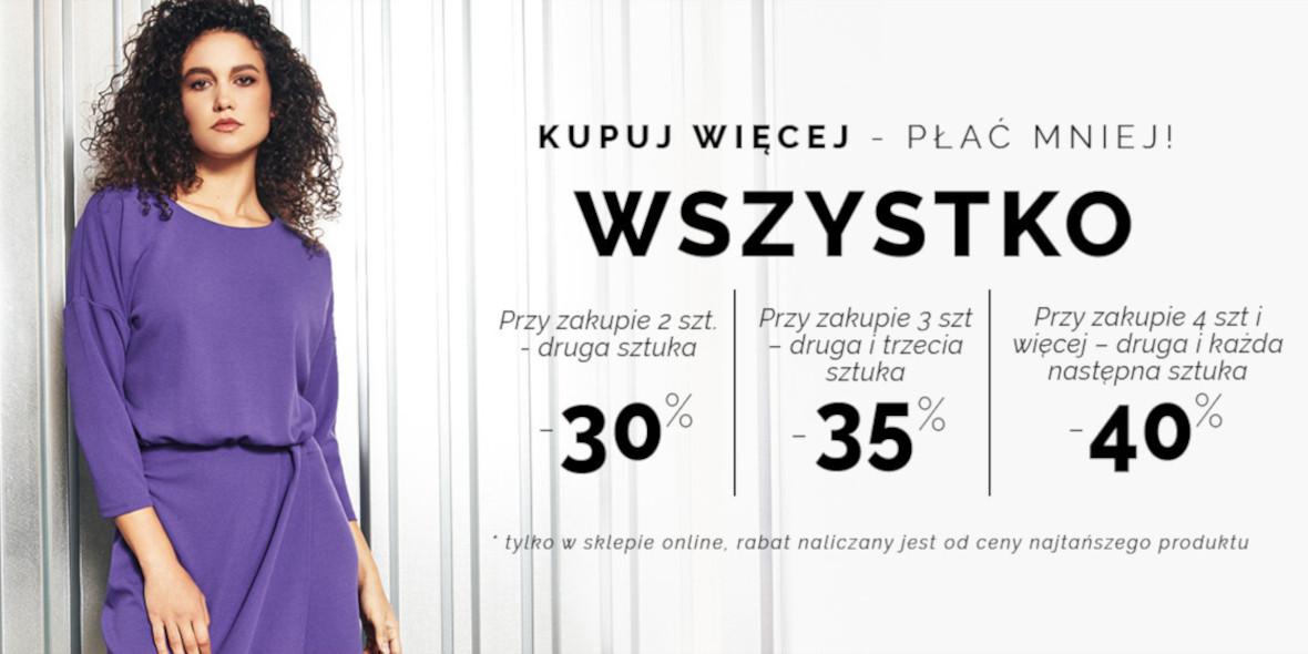 moodo.pl: Do -40% na wybrane produkty 07.01.2021