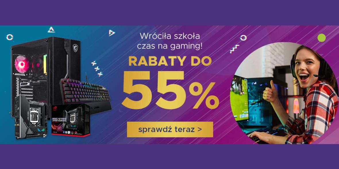 Sferis: Do -55% na gaming 16.09.2021