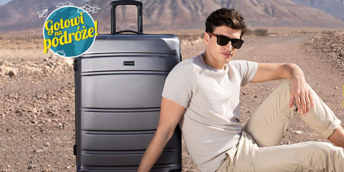 Wittchen: Do -60% i -15% ekstra na walizki 14.06.2021