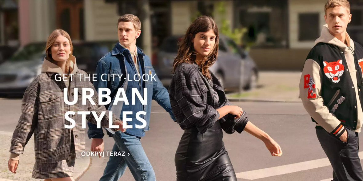 Peek&Cloppenburg: Nowa kolekcja Urban Styles 12.09.2021