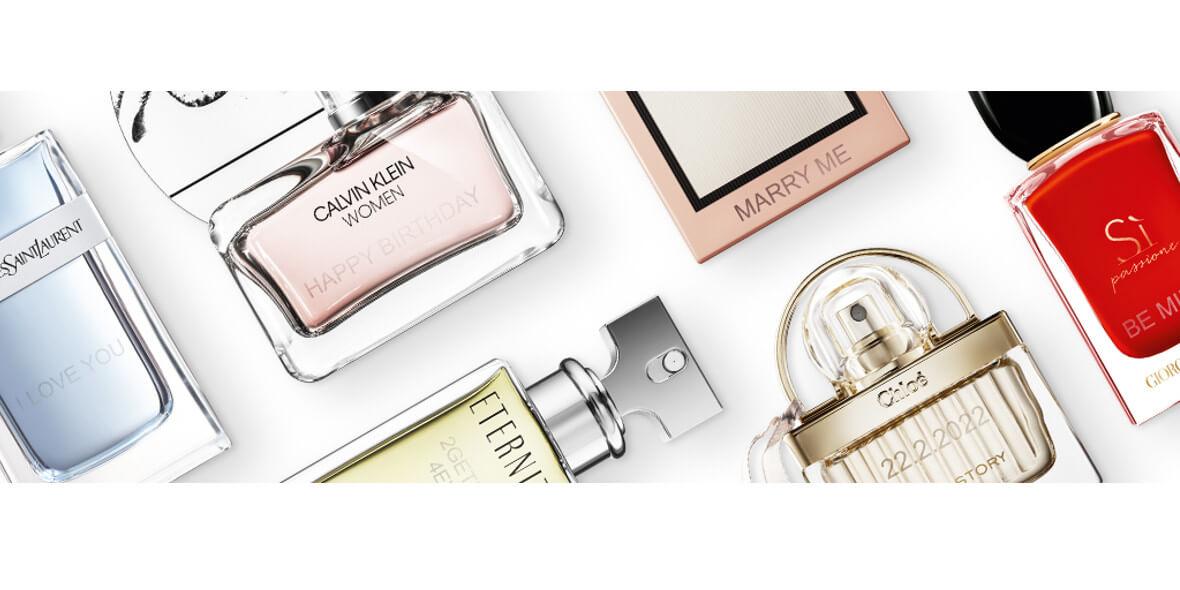 za wygrawerowanie tekstu na perfumach