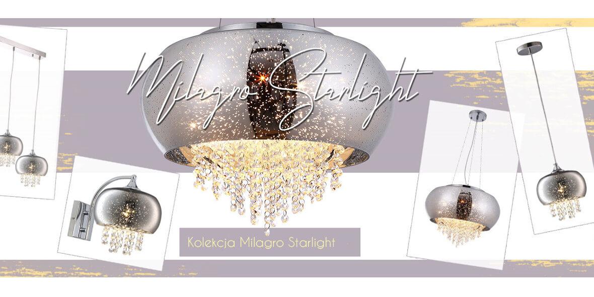Kolekcja  Milagro Starlight