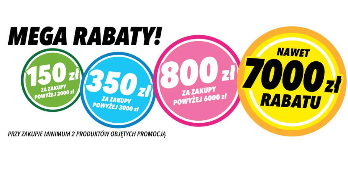 Media Expert:  Do -7000 zł przy zakupie min. 2 produktów 02.03.2021