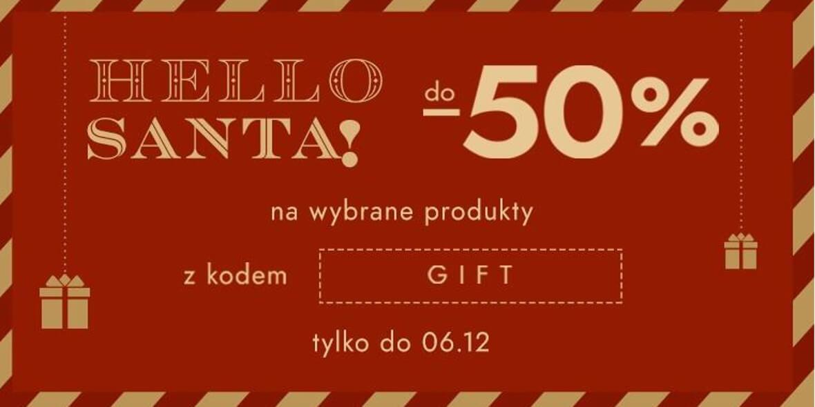 Modivo: Kod: do -50% na wybrane produkty 01.01.0001