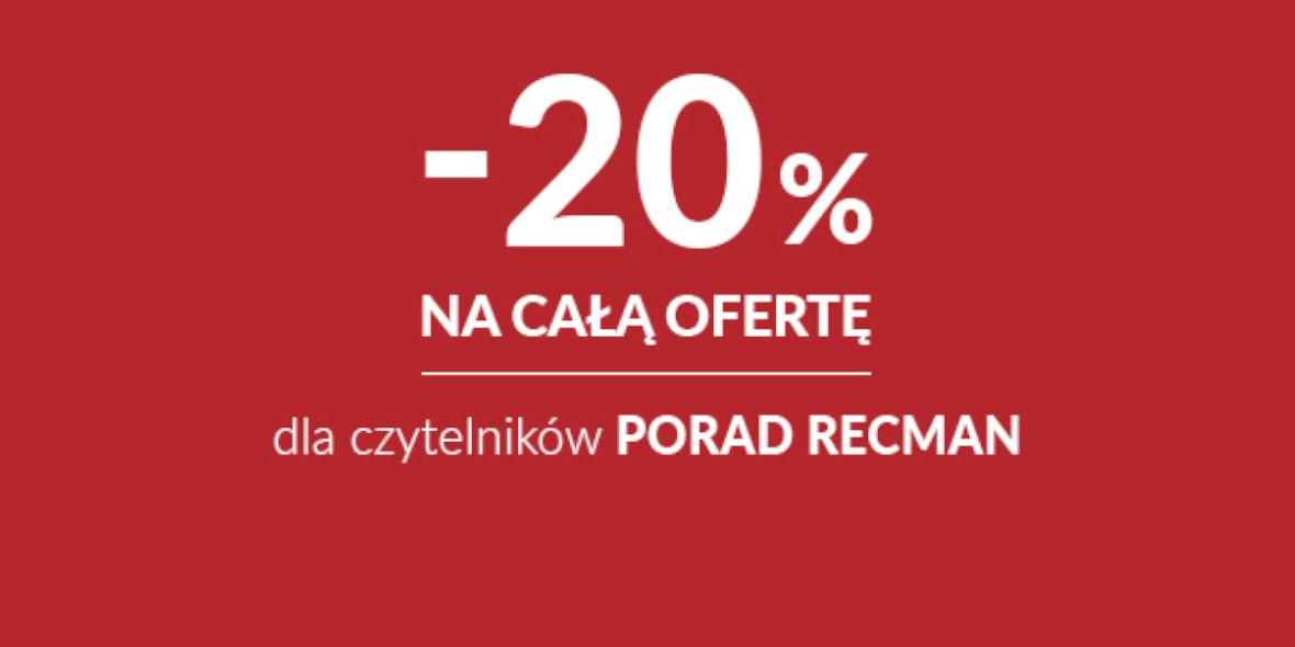 Recman: Kod: -20% na całą ofertę 19.09.2021